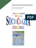 Manifesto Della Sociocrazia