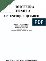 ESTRUCTURA ATOMICA Un enfoque Quimico_Diana Cruz-Garritz, José A. Chamizo, Andoni Garritz