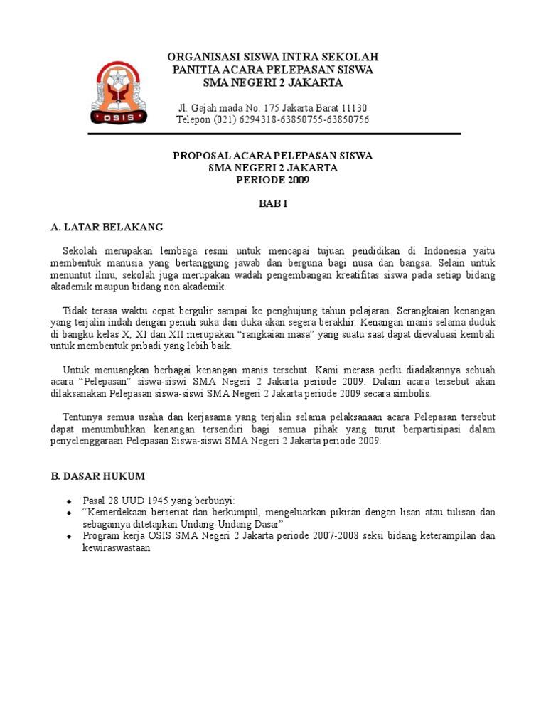 Surat Resmi Perpisahan Sekolah Kelas 6 Liga Mx 6