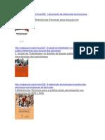 CFP - Crepop - Diversos Livros