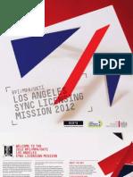 Sync12 Brochure