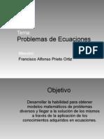 Problemas de Ecuaciones Apli de Ec