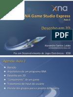 XNA Game Studio Express - Aula 02 - Desenho 2D