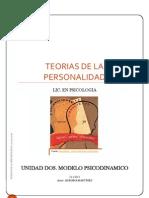Unidad 2 y 3 Teorias de La Personal Id Ad
