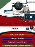 Certificacion de Origen Septiembre de 2008