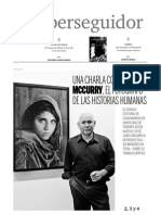 El perseguidor 93 - revista de limba spaniola din Tenerife
