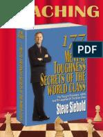 Coaching 177 Mental Toughness Secrets of the World Class