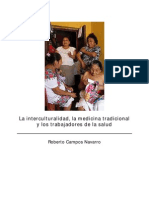 interculturalidad y medicina