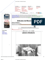 Librero Giratorio - Mi Mecánica Popular