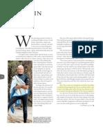 first fin - cal porter - surfer journal