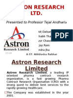 Astron Research Limited (1)