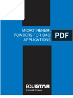 Microthene F for SMC BMC 9485
