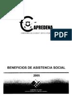 Beneficios cia Social -18AGO05