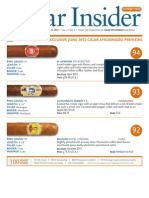 "Cigar Insider Reviews El Diario KB ""Kill Bill"""
