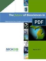 MI Bio Science Action Plan Mar 2011