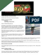 Geoffrey Mutai gana el maratón San Blás