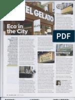 Eco in the City - Village Living Magazine
