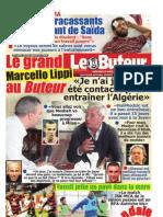LE BUTEUR PDF du 18/04/2012