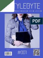 STYLEBYTE Magazine