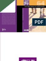 De Las Tribus Urbanas a Las Culturas Juveniles, Revista Estudios Sobre La Juventud