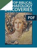 Ten Top Biblical Archaeology Discoveries