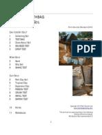 Soils for Earthbag Part 1 Soil Testing