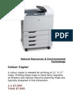 Colour Copier