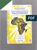 Dr Yosef Ben Jochannan & John Henrik Clarke - New Dimensions in African History