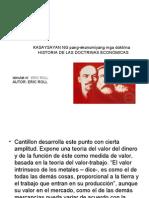 Historia de Las Doctrinas Economic As Eric Roll Tagalo Parte 108