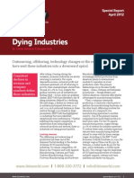 Dying Industries USA