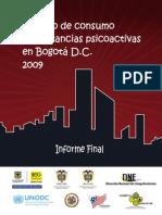 Estudio de Consumo en Bogota