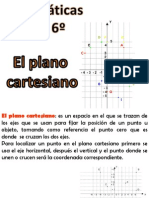 Clase Para Plano Cartesiano