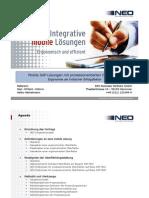 NEO 24 Erfolgsfaktor Arbeitsergonomie Prozessorientierte Bedienungsoberflaechen Herr Haeckelmann Neo