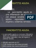 PANCREATITIS AGUDA 2008