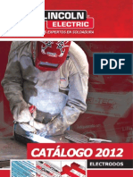Catalogo Electrodos 2012 Rev 02.