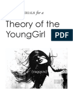 Raw Materials for a theory of the young-girl