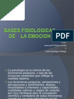 Bases Fisiologicas de La Emocion