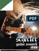 2012_SchecterCatalogINT