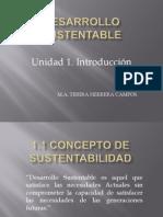 Desarrollo Sustentable U1