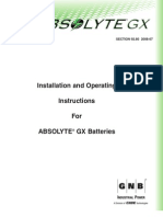 AbsGXI&O (Manual GX Batteries)