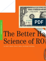 03-The Artful Science of ROI Marketing