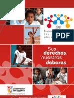 Atlantico Informe Infancia y Adolescencia 2010