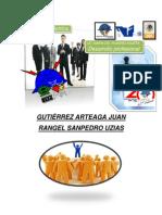 Temas de Desarrollo Profesional