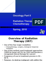Oncology Part II Fall 2010
