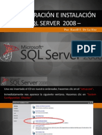 configuracion_instalacion_SQLserver2008