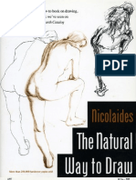 Kimon Nicolaides -The Natural Way to Draw