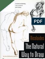 Kimon Nicolaides -The Natural Way to Draw