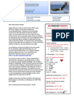February Principal Newsletter 2012