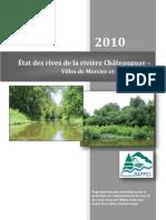Etat Des Rives de la Riviere Chateauguay
