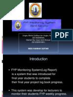 Slide Fyp Monitoring System 1